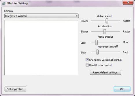 NPointer : contrôler votre ordinateur façon Kinect | Time to Learn | Scoop.it