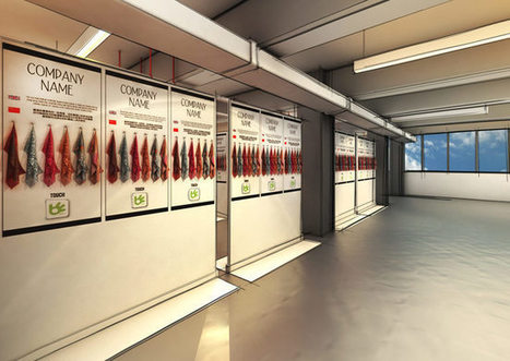 Eurovet révolutionne son salon Interfilière Hong Kong   Journal d'un observateur Event & Meeting   Scoop.it