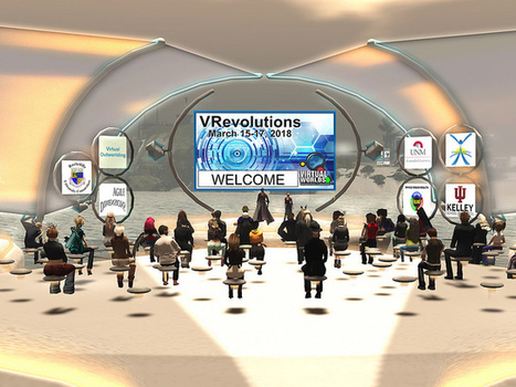 9f21ebd6a78c Virtual Worlds Best Practice in Education Conference 2018 - Second life