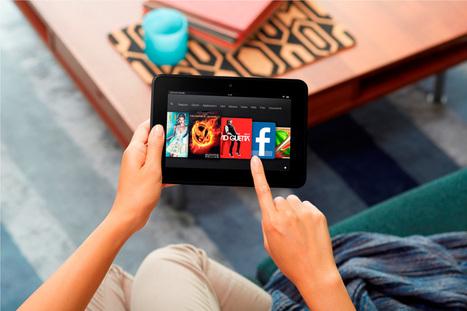 In arrivo in Italia il nuovo Kindle Fire di Amazon con il modello Kindle Fire HD | InTime - Social Media Magazine | Scoop.it