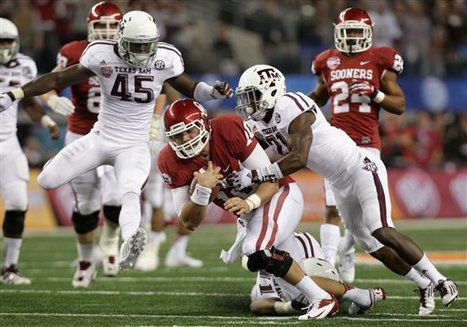 Texas A&M, South Carolina Top Re-ranked 2010 Recruiting Classes; OU Comes In At #9 | Sooner4OU | Scoop.it