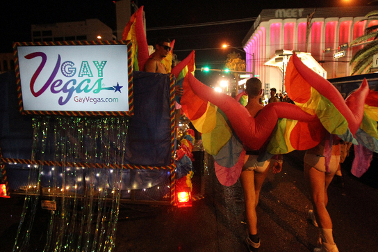 Las Vegas still a favorite for LGBT tourists, survey indicates