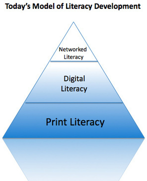 Digital Literacy vs Networked Literacy | The Thinking Stick | Co-creation in health | Scoop.it