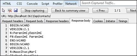 ASP.NET Web API: Extending content negotiation with new formats | .Net Web Development | Scoop.it