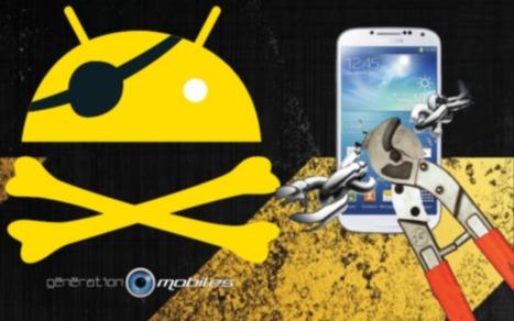 Tutoriel root : Comment libérer le potentiel du Galaxy S4   Time to Learn   Scoop.it
