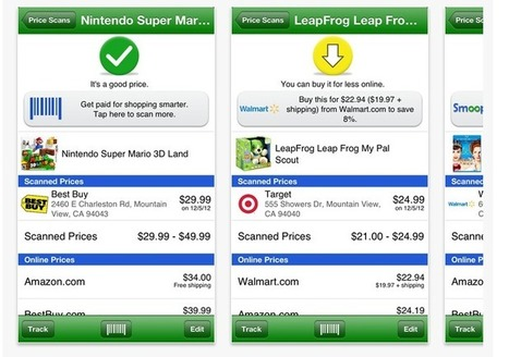 These Apps Will Change The Way You Shop In The Future   Couponing, M-Couponing, E-Couponing, M-Wallet & Co.   Scoop.it