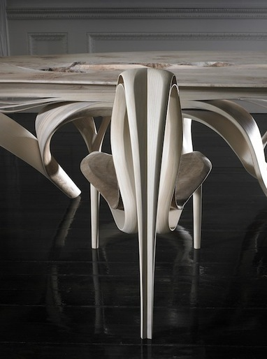 The dance… organic home sculptures: Enignum by Joseph Walsh | Canapé design | Scoop.it