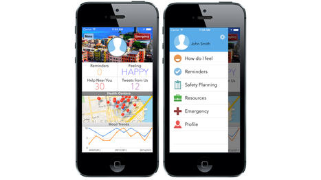 Therapists' Apps Aim To Help With Mental Health Issues   mHealth- Advances, Knowledge and Patient Engagement   Scoop.it