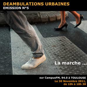 DÉAMBULATIONS SONORES, LA MARCHE   DESARTSONNANTS - CRÉATION SONORE ET ENVIRONNEMENT - ENVIRONMENTAL SOUND ART - PAYSAGES ET ECOLOGIE SONORE   Scoop.it
