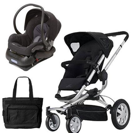 Baby Travel Carry Bag Luggage Design To Fit Carrera Sport Pram System