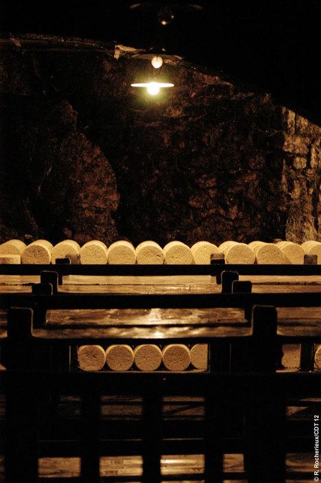 Caves Roquefort Société : la visite | Brazilian cheeses | Scoop.it