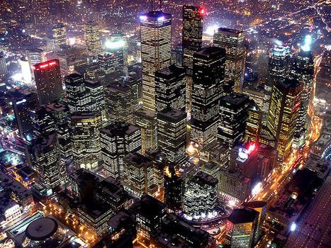 Top 10 skylines of the world | Organic Pathos | Scoop.it