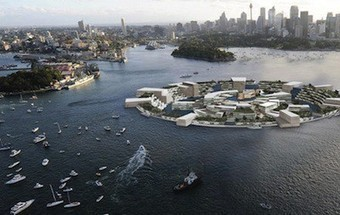 12 Post-Apocalypse Floating Cities and Homes: From Crazy Concepts to Reality (Slideshow) | thefuture | Scoop.it