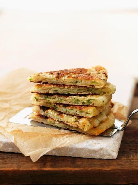 You Need Scallion Pancakes in Your Life - Yahoo Food   Yzenith's Recipes   Scoop.it
