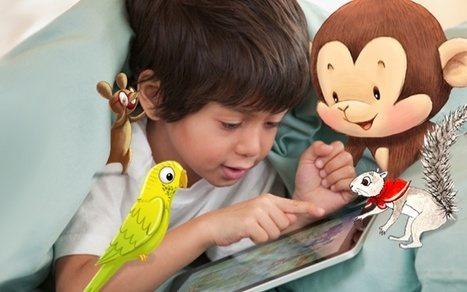 10 Fantastic Children's Book Apps for iOS | Learning, Teaching & Leading Today | Scoop.it