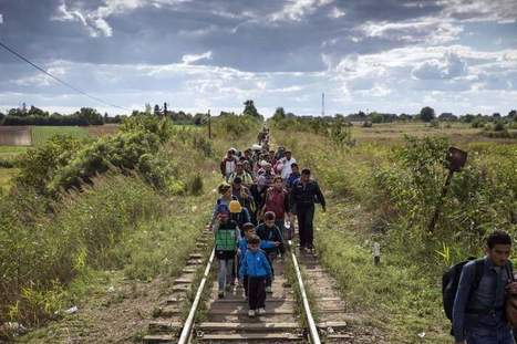 How Climate Change is Behind the Surge of Migrants to Europe | Human Geography is Everything! | Scoop.it