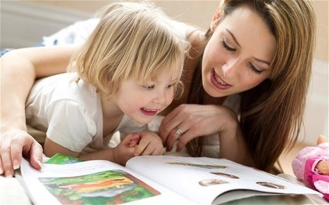 Official advice from doctors: read to your kids! | Reading Matters | Scoop.it