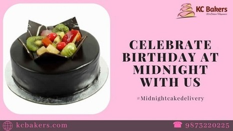 Know Why You Should Celebrate Birthday At Midnight