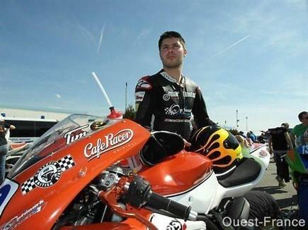 Moto : Timothée Monot réaffronte le Tourist Trophy | Voyages et balades à moto | Scoop.it