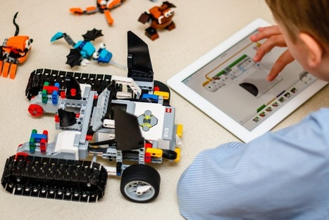 Can robotics teach problem solving to students? | iPads, MakerEd and More  in Education | Scoop.it