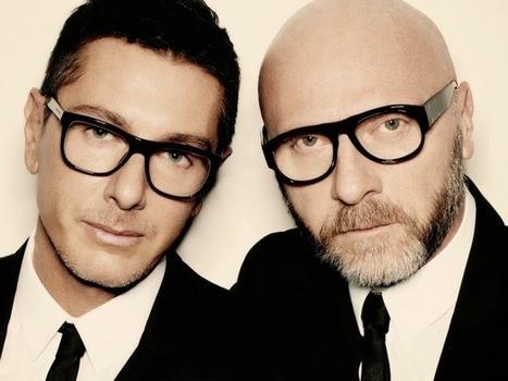 Dolce e Gabbana si sposano la coppia tradizionale - JIMI PARADISE™ | QUEERWORLD! | Scoop.it