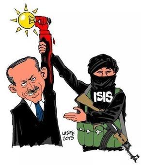CNA: Erdogan & Baghdadi, duo ganador en unas elecciones plagadas de irregularidades en Turquía   La R-Evolución de ARMAK   Scoop.it