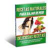 Batidos de jugo verde natural