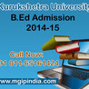 B.Ed Admission in India