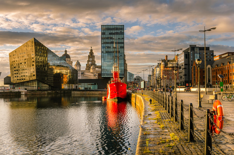 Why Liverpool beats London as the top UK city to find a job | ESRC press coverage | Scoop.it