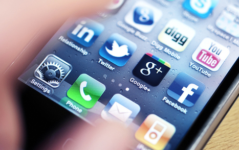 The Best Social Media Platforms for Your Business - The Next Web | Design, Photography & Social Media | Scoop.it