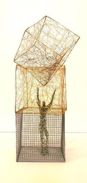 Barbara Licha: Acrobat | Art Installations, Sculpture, Contemporary Art | Scoop.it