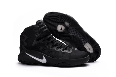 huge discount 856c9 e4ff5 Nike Hyperdunk 2016 Black Men Shoes NikeHyperdunk-050 - 79.98