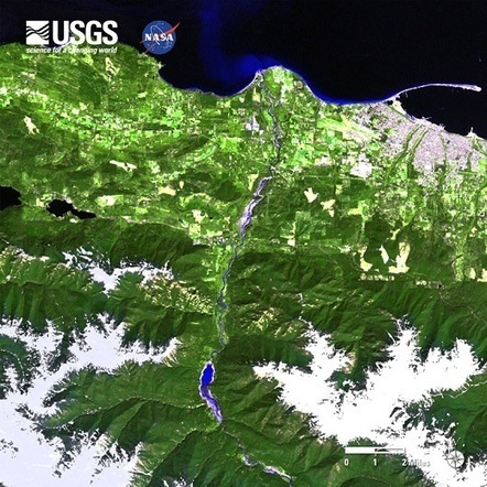 As Fires Ravage the West, USGS Responds | Geographic Information Technology | Scoop.it