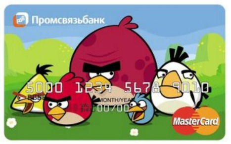 'Angry Birds' Credit Cards Coming Soon [REPORT] | It's Show Prep for Radio | Scoop.it