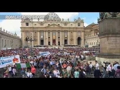 Una marcha para promover la cultura de la vida - Rome Reports | World News Scoop | Scoop.it