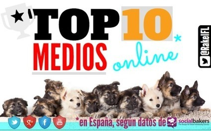 TOP 10 Medios Online en España | Seo, Social Media Marketing | Scoop.it