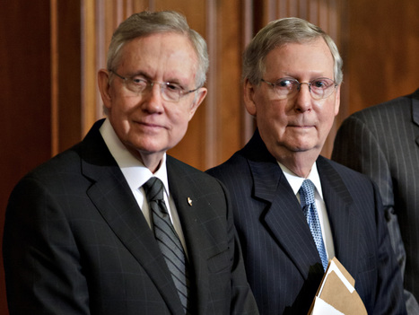 Cabinet Picks Come As Democrats Push To Change Filibuster : NPR | Carolyn Thompson | Scoop.it