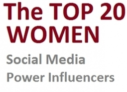 The Top 20 Women Social Media Influencers - Forbes | Social Media Marketing For Lawyers | Scoop.it