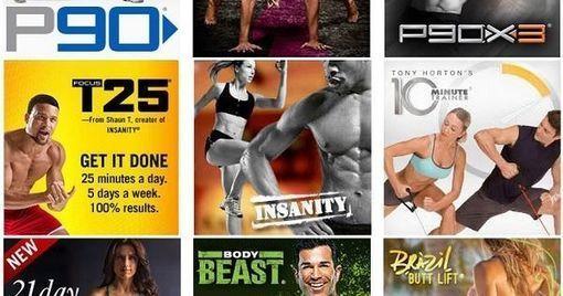 BeachBody Fitness Programs | Exercise Equipment