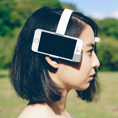 NEUROCAM headset automatically records interesting moments | Machines Pensantes | Scoop.it