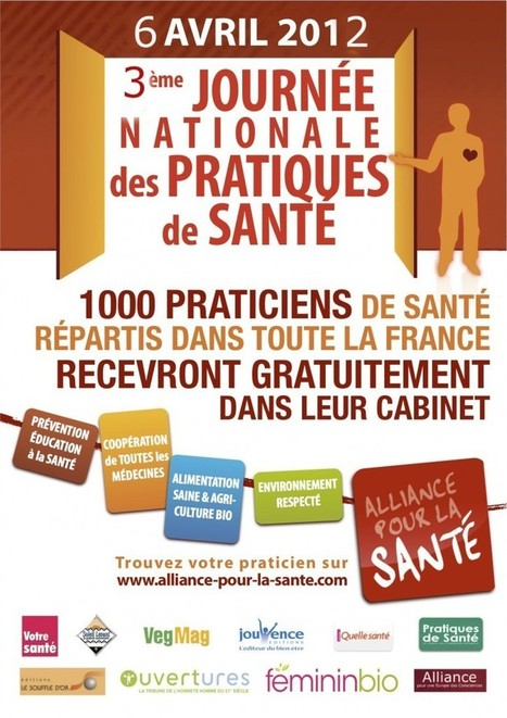 Journée Nationale des Pratiques de Santé | zenitude - toucher bien-être strasbourg | Scoop.it