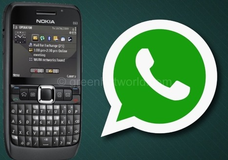 whatsapp download nokia e63 free kapelilagne rh scoop it Celular Nokia 5530 Nokia X2
