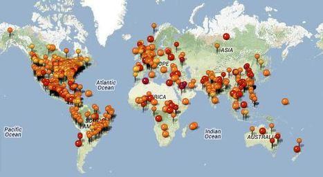 HealthMap   Global Health, Local Knowledge   Knowledge Brokering   Scoop.it