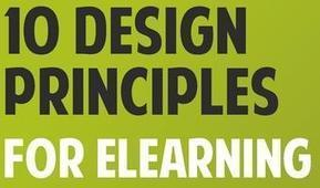 10 Simple E-Learning Design Tips   CUED   elearning   Scoop.it