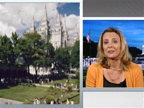 Mormon leaders try to maintain political neutrality with spotlight on Romney - Video on msnbc.com   LDS   Scoop.it