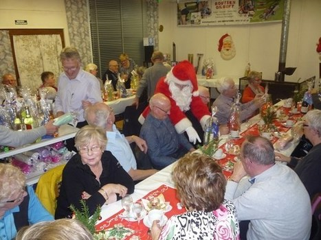 Fantastisch kerstfeest bij Onder Ons Neeroeteren - Het Belang van Limburg   Mezeik,   Scoop.it