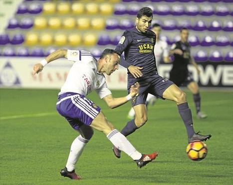 Agua para nadie (UCAM Murcia, 1 – Real Zaragoza, 0) | REAL ZARAGOZA | Scoop.it