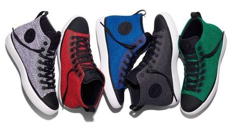 Converse finally updates its All Stars after almost 100 years | D_sign | Scoop.it