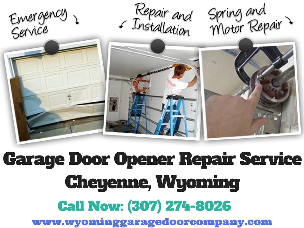 Garage Door Opener Repair Service Cheyenne Wyo