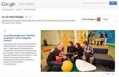 Le recrutement à l'heure des Big Data chez Google | Open Data | Scoop.it